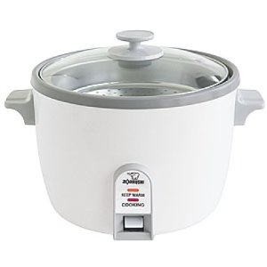 Zojirushi Nonstick Electric Rice Cooker, 6 cup | Sur La Table