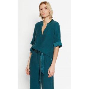 Women's HARTLEY SILK SHIRT made of Silk | Women's New Arrivals by Equipment