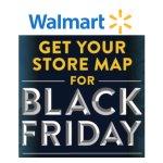 Walmart 发布2017黑色星期五抢购地图