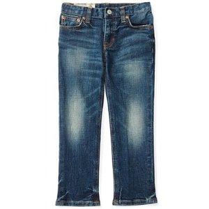 Ralph Lauren Skinny-Fit Jeans, Toddler Boys (2T-4T) & Little Boys (2-7) - Sale & Clearance - Kids & Baby - Macy's
