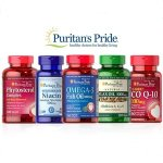 With Every Purchase @ Puritan's Pride