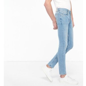 LIGHT WASHED JEANS - SKINNY CUT