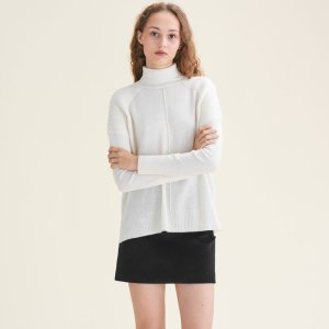 MOBY Cashmere roll-neck jumper