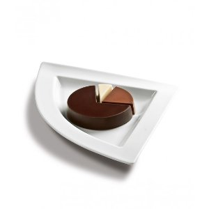 New Wave Triangle Plate 8 1/2 in - Villeroy & Boch