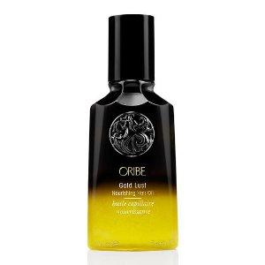 Gold Lust Nourishing Hair Oil, 3.4 oz.