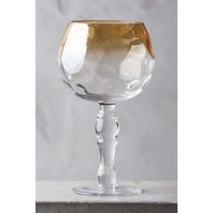 Sun-Kissed Wine Glass | Anthropologie