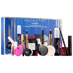 无门槛 $75(价值$224)SEPHORA FAVORITES Superstars彩妆超值套装上新