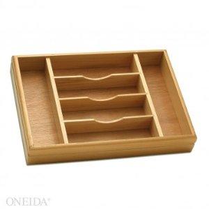 Wooden Storage Caddy
