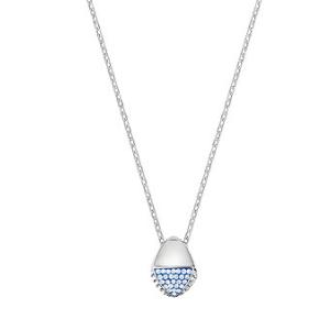 Glance Pendant, Blue - Jewelry - Swarovski Online Shop