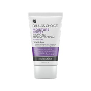 Moisture Boost Face Cream for Dry Skin | Paula's Choice Skincare & Cosmetics