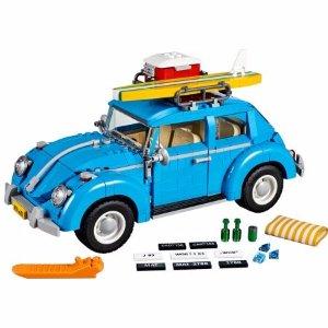 LEGO Creator Expert Volkswagen Beetle 10252 - Walmart.com