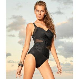 Miraclesuit Network Madero One-Piece Swimwear 6503165 at BareNecessities.com