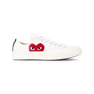 Comme Des Garçons Playcanvas heart print sneakers