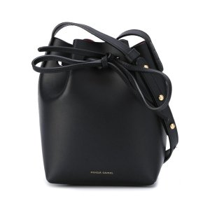 Mini Mini Bucket Bag With Inside Contrasting Color