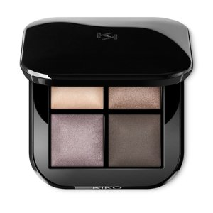 Eyeshadow palette with four shades – Bright Quartet Baked Eyeshadow Palette – KIKO MILANO