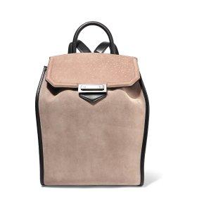 Prisma paneled suede backpack | Alexander Wang