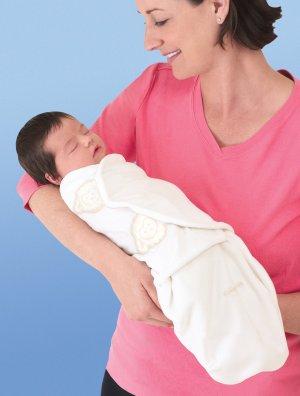 史低!Summer Infant SwaddleMe 全棉婴儿安全包巾(大号)