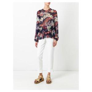 Voile Printed Shirt - Sale Woman - Woman | Tessabit shop online