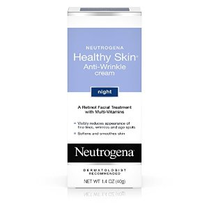 $10.33包邮Neutrogena Retinol 抗皱晚霜,40g