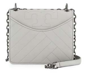 25% Off + Up to Extra 35% Off Tory Burch Alexa Quilted Chain Shoulder Bag @ Neiman Marcus