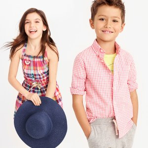 Extra 50% Off ClearanceKid's Clothing @ J.Crew Factory