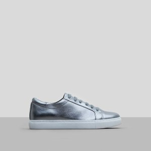 Womens Kam Leather Sneaker | Kenneth Cole