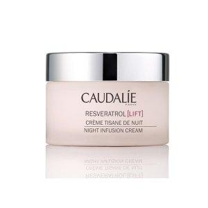 Caudalie Resvératrol Lift Night infusion cream (50ml) | Buy Online | SkinStore