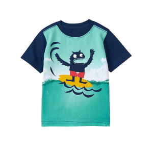 Monster Waves Tee