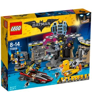 LEGO Batman: Batcave Break-In(70909)