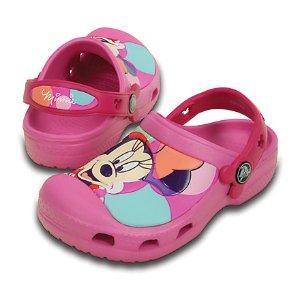 Kids' Creative Crocs Minnie™ Colorblock Clog | Kids' Clogs | Crocs Official Site
