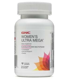 Last Day! From $8.99Select Men's and Women's Mega Products @ GNC