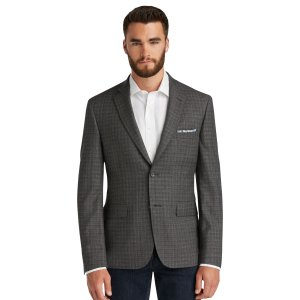 Signature 2-Button Sportcoat Big and Tall CLEARANCE