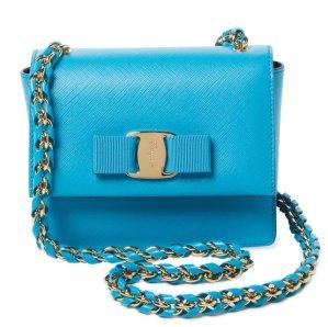 $499.99Salvatore Ferragamo Ginny Mini Leather Crossbody @ Gilt