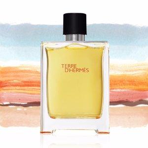 Hermès Men's Terre d'Hermès Eau de Toilette Spray, 3.3 fl. oz.