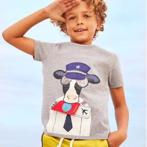 15% Off Or Free Shipping On Any OrderKids Apparel @ Mini Boden