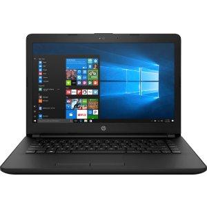 HP Laptop 14t (Celeron, 4GB, 32GB eMMC)
