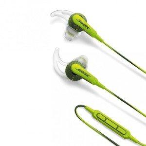 $59.99(原价$99.99)黒五价:Bose SoundSport 运动耳机 iOS版 绿色