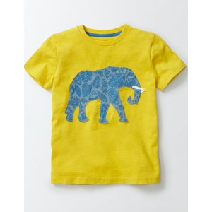 Patchwork Animal T-Shirt 23060 Clothing at Boden