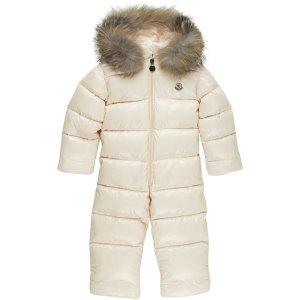 Moncler Crystal Snowsuit - Toddler and Infant Girls' | Backcountry.com