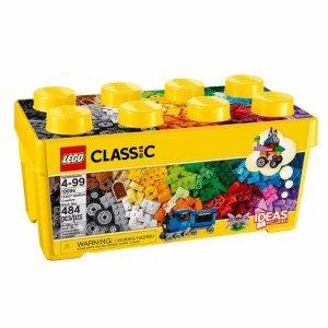LEGO LEGO Classic LEGO® Medium Creative Brick Box 10696 - Walmart.com
