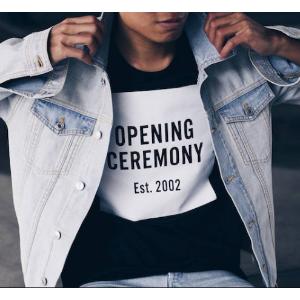 Opening Ceremony - Logo Tee - saks.com
