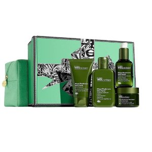 $62($122 Value)+ GWPDr. Weil for Origins Mega Relief 4-piece Gift Set @ Origins Dealmoon Exclusive