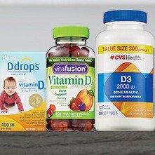 $10 off $30 CVS.com All Vitamin Products
