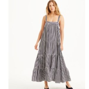 MDS Stripes Wyatt Cami Dress