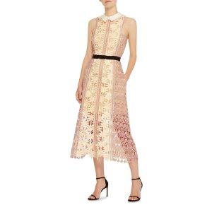 Guipure Lace Dress | Moda Operandi