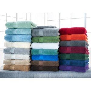 Chaps Home Richmond Turkish Cotton Luxury Bath Towel Collection