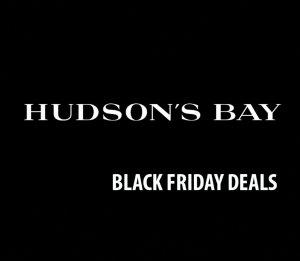 黑五特卖抢先看独家提前爆料:Hudson's Bay 官网海报新鲜出炉