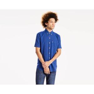 Classic One Pocket Shirt | Marsala |Levi's® United States (US)
