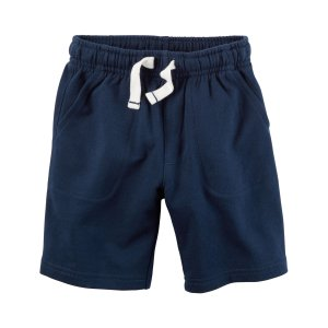 Kid Boy French Terry Shorts | Carters.com