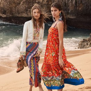 Up to 50% OffDresses @ Tory Burch